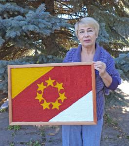И.Р.Конева и её творческая работа