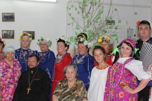 Праздник русской березы 2